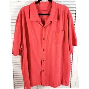 Tommy Bahama Disney Cruise Tropical Textured Shirt